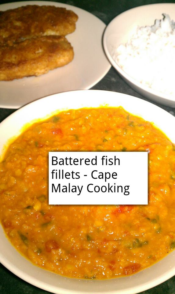 DHAL AND FISH