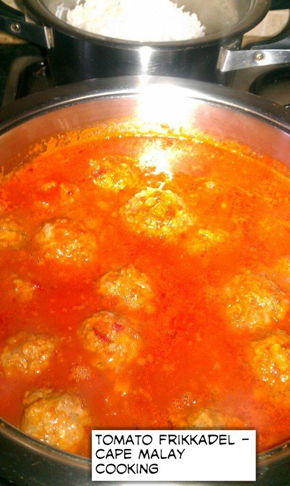 Tomato Frikkadel
