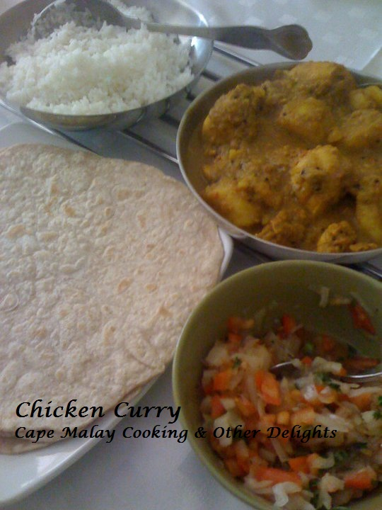 Delicious Cape Malay Curry