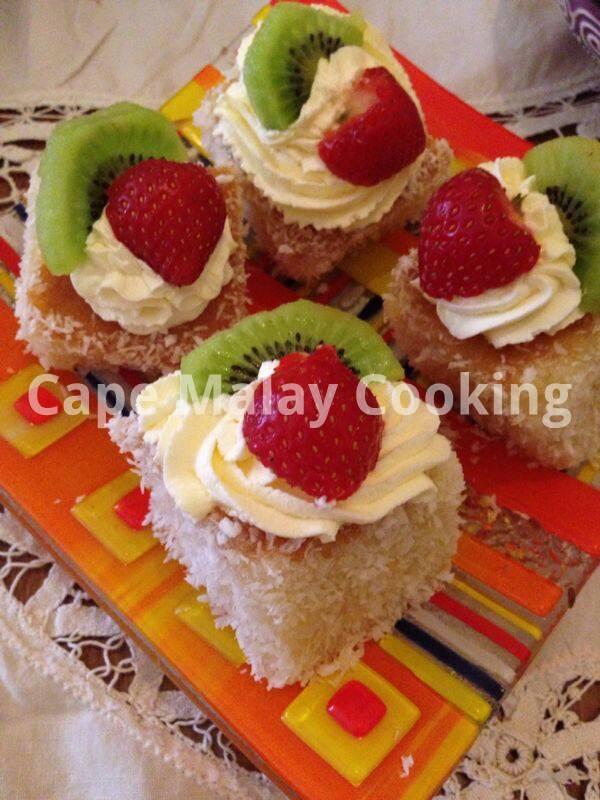 Cape Malay Sponge Cake Recipe