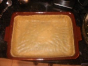 Milk Tart Base