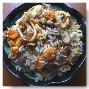 Paella - Cape Malay Cooking