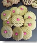 Orange Biscuits / Lemoen Koekies