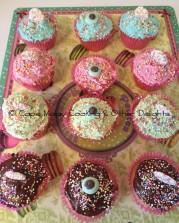 Kolwyntjies (korrewyntjies, cupcakes)