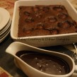 Pear & Chocolate Pudding