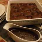 Pear & Chocolate Pudding