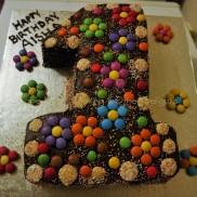 Number 1 Cake 7