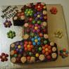 Number 1 Chocolate Cake