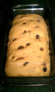 Raisin Loaf