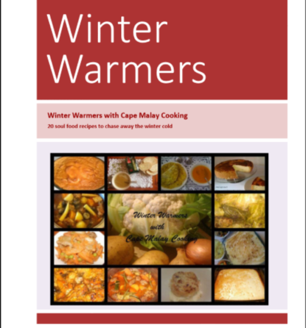 Winter Warmers with Cape Malay Cooking