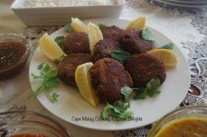 Fish Frikadel / Cakes
