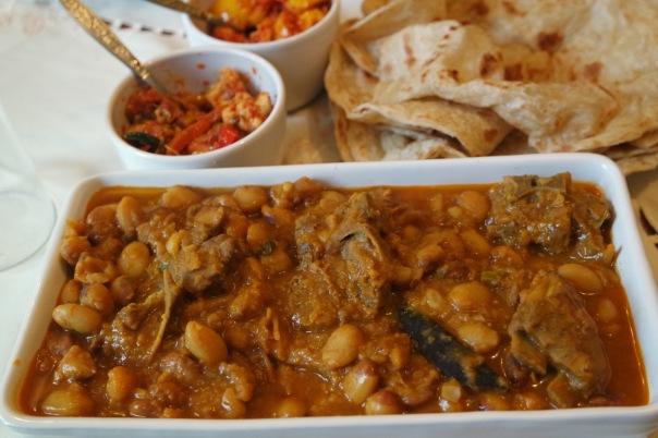 Sugar Bean Curry